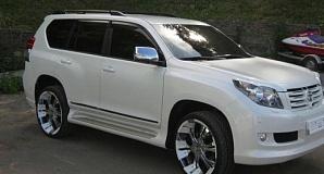 Elford для Toyota Prado