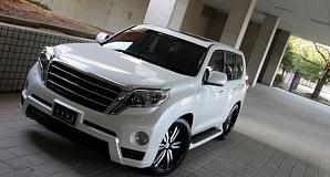 M'z SPEED ZEUS для Toyota Prado 2014 -