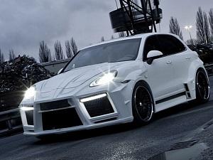 ASMA для Porsche Cayenne 958