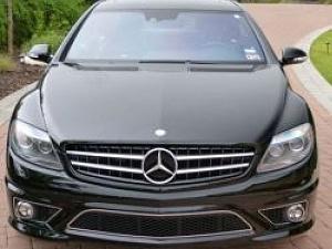 AMG выхлопная система для Mercedes CL-Class (W216)