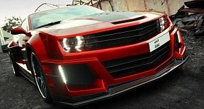 Chrome & Carbon для Chevrolet Camaro