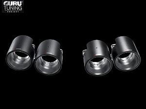 Выхлопная система Akrapovic для Porsche Cayenne Turbo (958) 2014