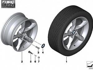 Диски BMW дизайн 295 для BMW Z4 E89