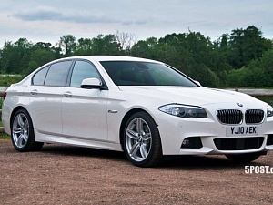 M-tech для BMW 5-й серии M5 F10
