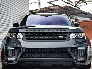 Range Rover Sport HAMANN WIDE BODY