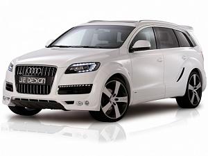 Je Design для Audi Q7  facelift
