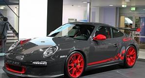 GT3 RS для Porsche 911, Carrera 997