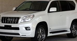 M'z SPEED ZEUS для Toyota Prado