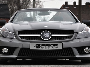 PRIOR-DESIGN для Mercedes SL (R230FL) WIDEBODY