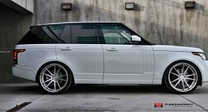 Диски и шины на Range Rover (2010-)
