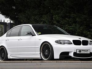 Prior Design для BMW 3er E46 Sedan M3 STYLING