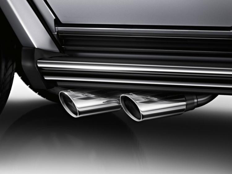 Выхлопная система AMG для Mercedes G63 AMG