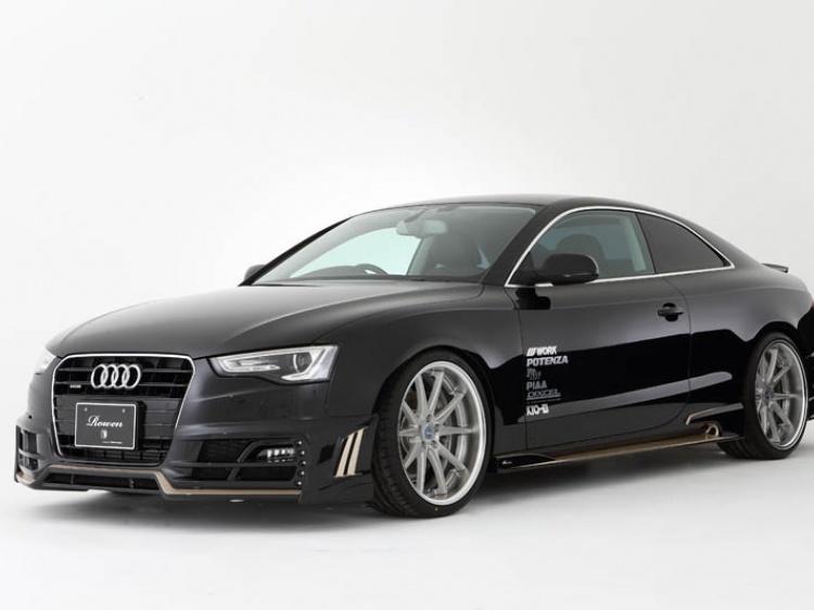 Tommy Kaira Rowen для Audi A5