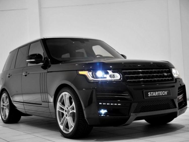 Ателье Startech – проект по модификации Range Rover 4