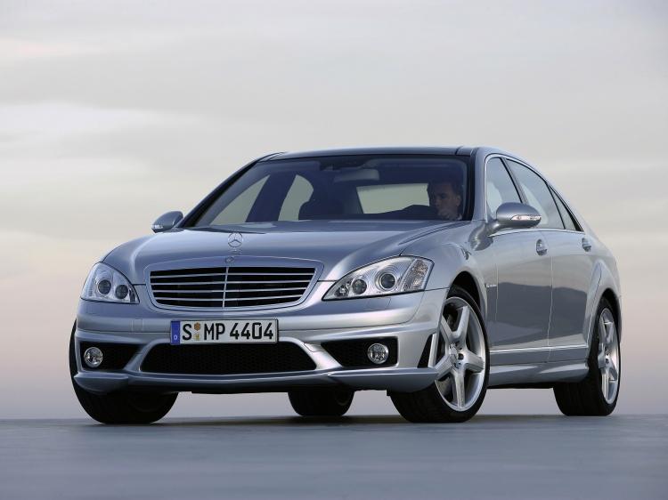 AMG65 для Mercedes S-class (W221)