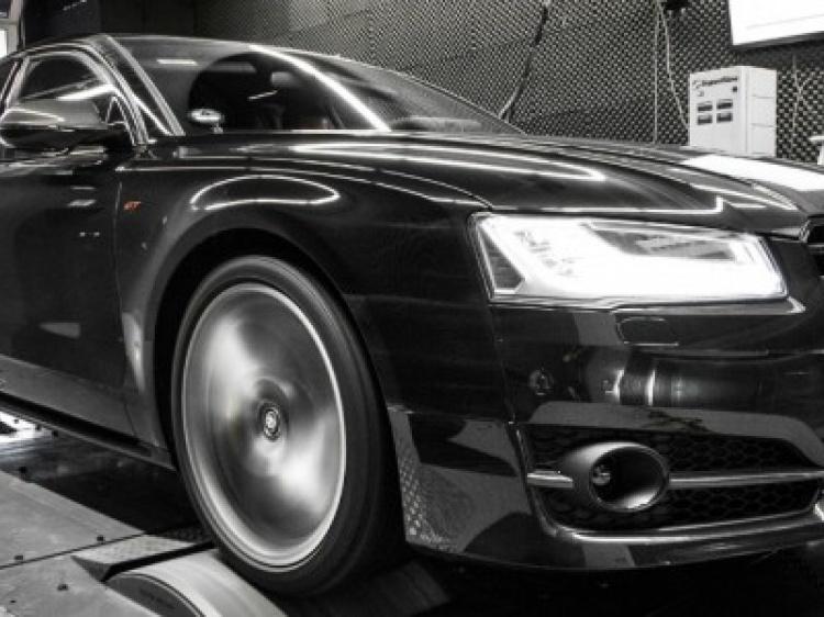 Audi S8 с 789 л.с. от Mcchip-DKR