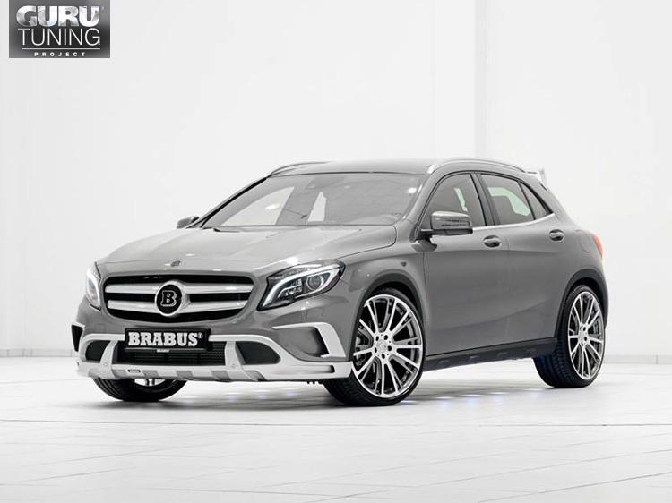 Brabus для Mercedes GLA X154