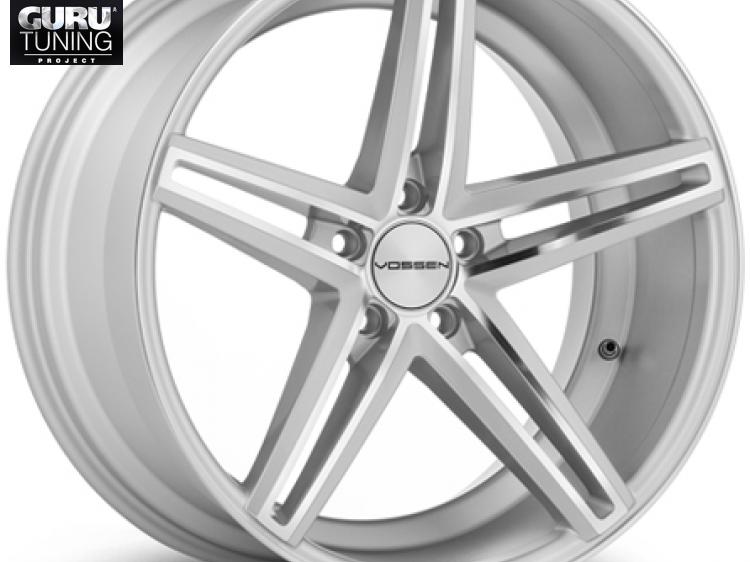 Диски Vossen CV5 для Bentley Continental GT 2011-