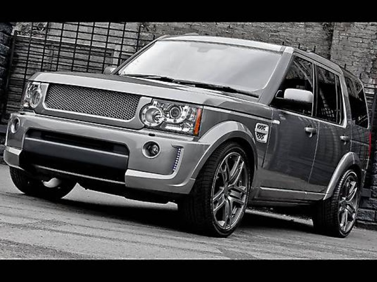 Kahn Design – Land Rover Discovery TDV6 3,0 XS RS300