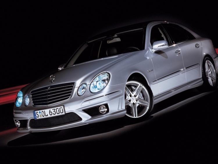 AMG тюнинг для Mercedes E-Class AMG 55 (W211)