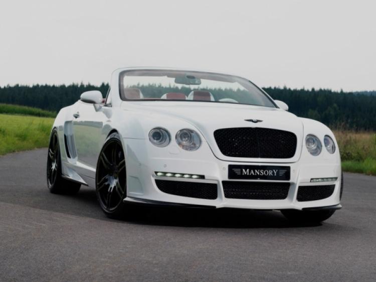 Чип-тюнинг MANSORY для Continental GTС