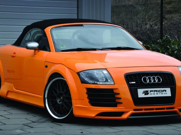 Prior-Design для Audi TT 8N