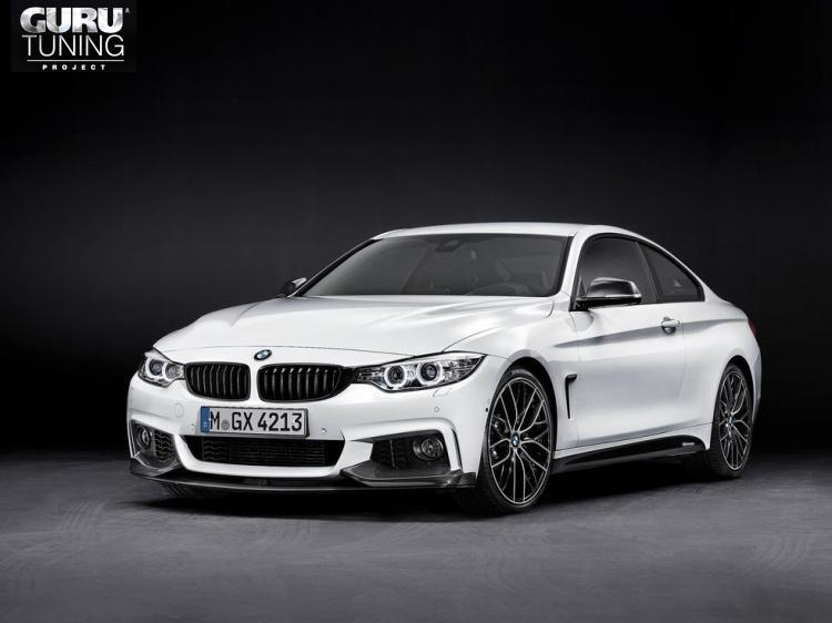 Performance для BMW 4-series (F32/F33)