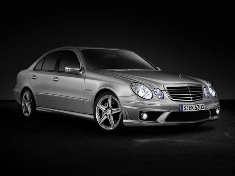AMG63 для Mercedes E-class (W211)
