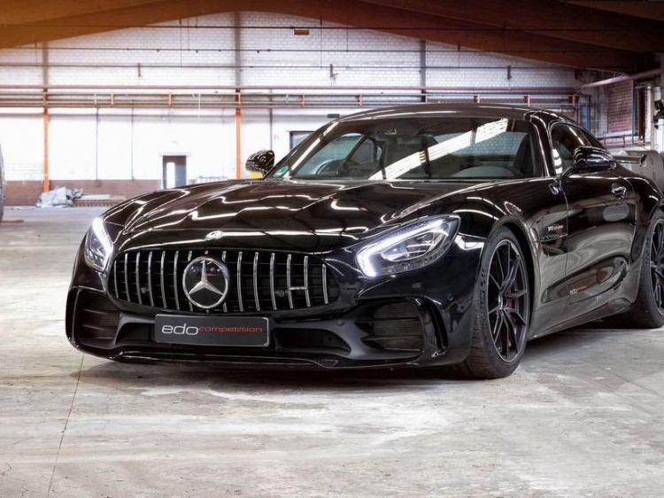 В Edo Competition тюнинговали Mercedes-AMG GT R