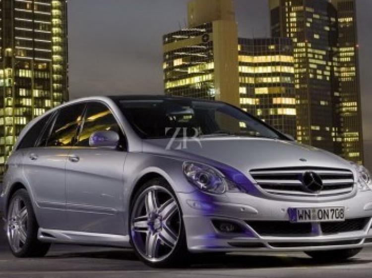 Выхлопная система Lorinser для Mercedes R-Class (W251)