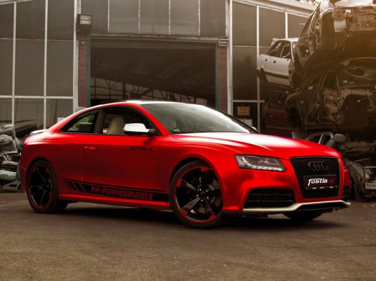 Тюнинг Audi RS5 Coupe от Fostla