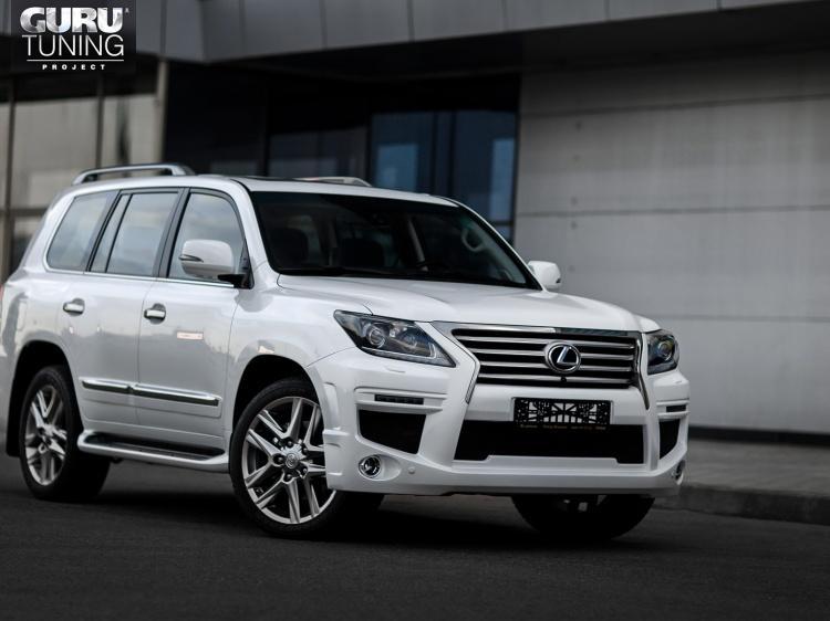 Alterego для Lexus LX570