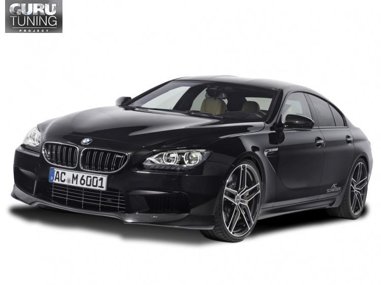 AC Schnitzer для BMW 6-й серии F06 M Gran Coupe