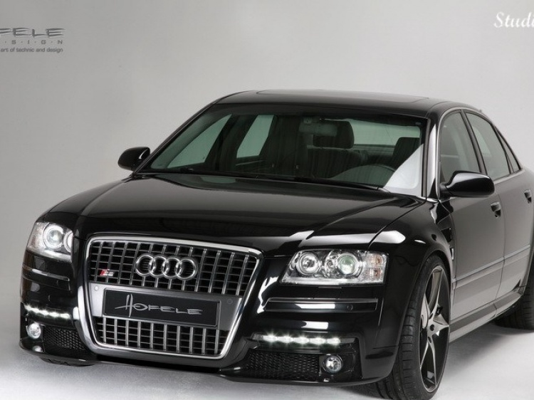 Audi A8 D3 Facelift от Hofele Design