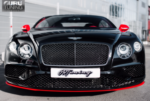 РЕСТАЙЛИНГ BENTLEY GT 2013 в BENTLEY GT SPEED 2016 COBRA EDITION