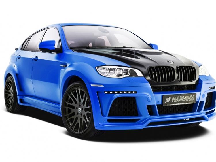 BMW X6 Hamann Tycoon EVO M II