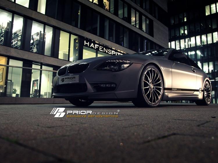 Prior-Design для BMW 6-Series E63/E64 PD6