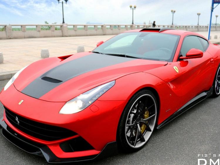Ателье DMC проект Ferrari F12berlinetta Spia