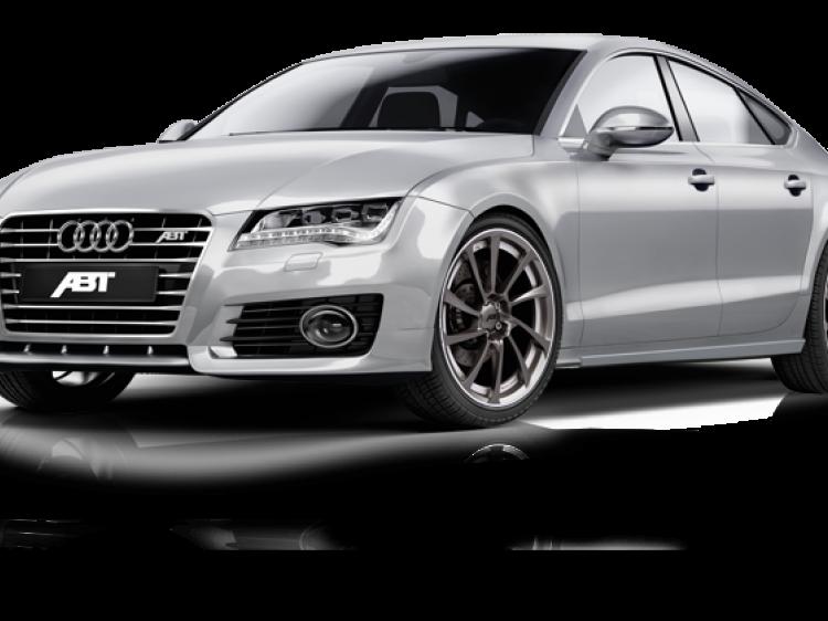Audi A7 ABT