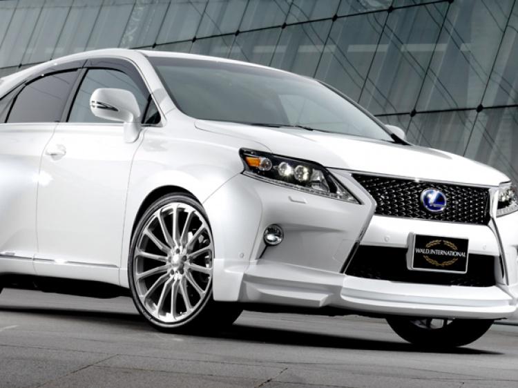 WALD Executive Line для Lexus RX350 RX450h