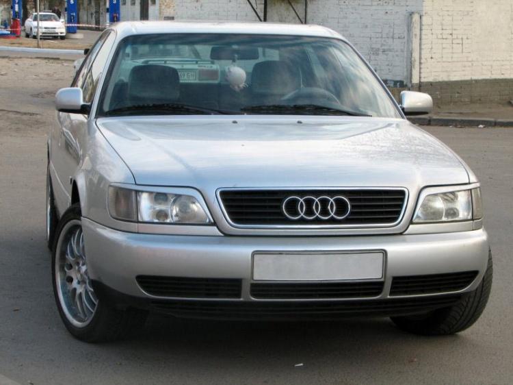 Чип тюнинг Audi A6 (C4)