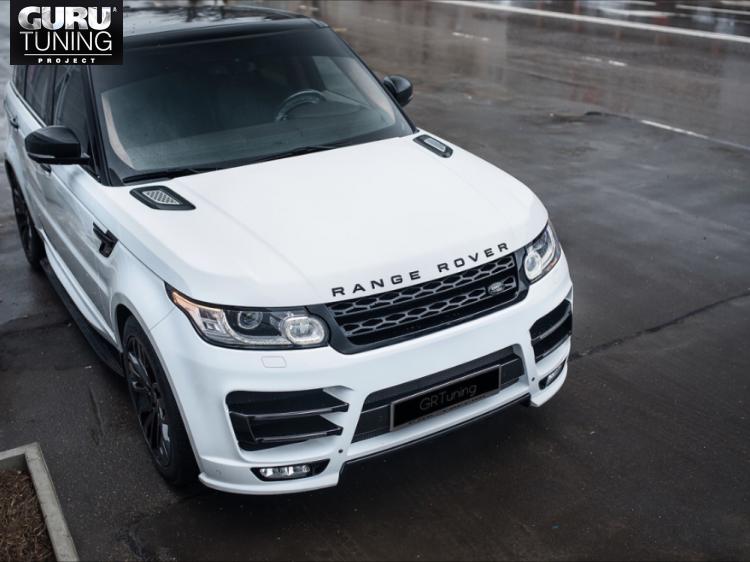 STR ver.1 для Range Rover Sport 2014+
