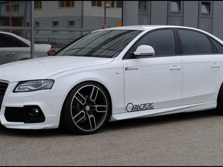 Caractere Perfomance Audi A4