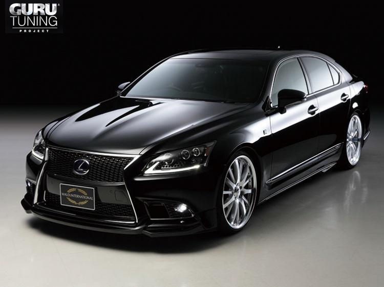 Wald Executive Line для Lexus LS 460, LS 600h F-Sport