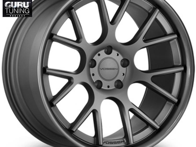Диски Vossen CV2 для Audi Q7 2010-