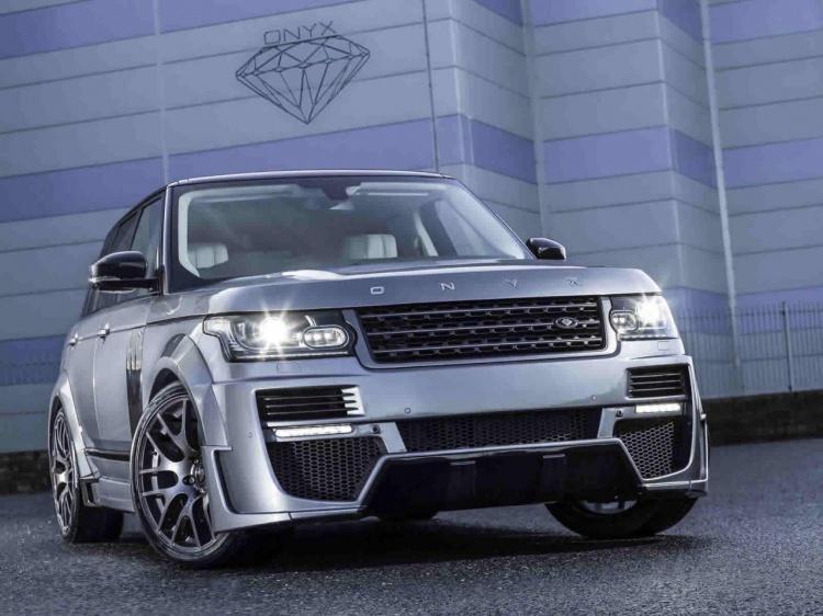 ONYX для Range Rover