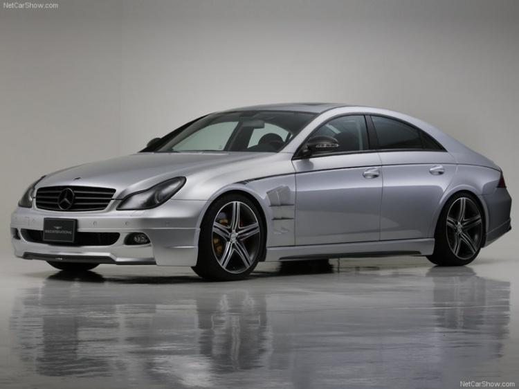 Wald Sports для Mercedes CLS-класс (C219)