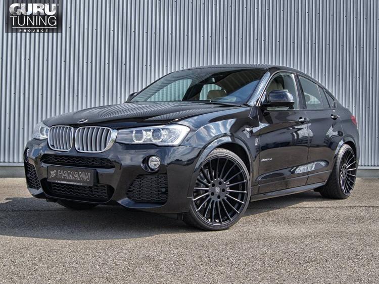 Hamann для BMW X4 (F26)