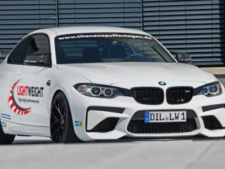 Тюнинг BMW M2 от Lightweight