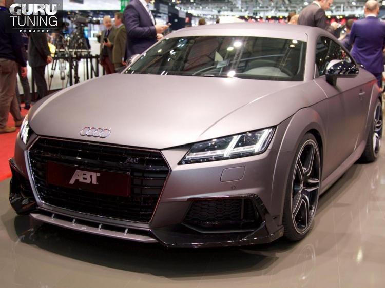 ABT Sportline Audi TT